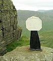 Monument on Striding Edge - geograph.org.uk - 29082.jpg