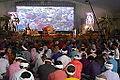 Morning Prayers - Rawatpura Sarkar Ashram - Chitrakoot - Satna 2014-07-05 6185.JPG