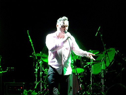 Morrissey Live at SXSW Austin in March 2006-9