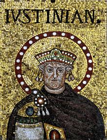 Justinian I - Wikipedia
