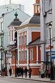 Moscow, Church of Saint Nicholas in Klyoniki, March 2020.jpg
