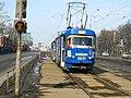 Moscow tram Tatra T3SU 3763, line closed in 2004 (32752011565).jpg