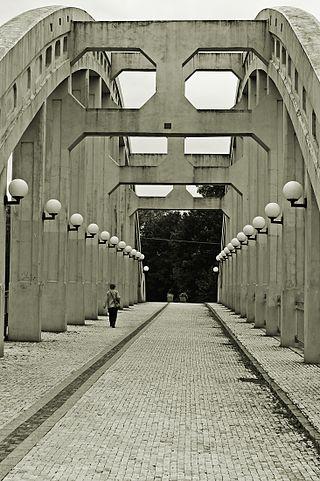 Most v Darkově