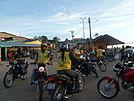 Moto taxi en Tabatinga.