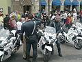 Motorcycle police, Moottoripyörä poliisi.JPG