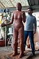 Mujer mariscadora, tamaño real.jpg