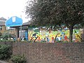 Mural at Hambrough Primary School - geograph.org.uk - 1519927.jpg