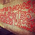 Mural sobre la sida de Keith Haring.jpg