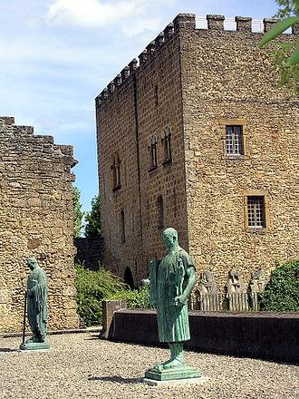 Donjon Lacataye - Despiau-Wlérick Museum (outside), in Mont de Marsan