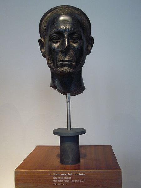File:Museo Barracco - testa egizia di epoca romana 1010669.JPG