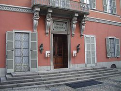 Ingresso del museo