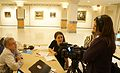 Museum of Women Art Wikimedia DC Edit-o-thon 022 Edited.JPG