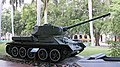 Museum of the Revolution T34 Tank (1).jpg