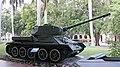 Museum of the Revolution T34 Tank (1).jpg