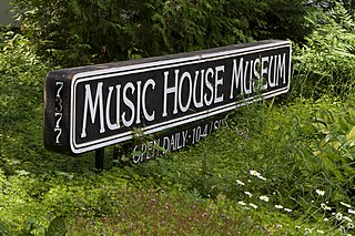 Music House Museum Museum in Northern Michigan