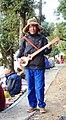 Musician at Tibetan Childrens' Village, Dharamsala.jpg
