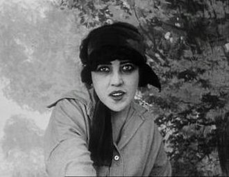 Louis Feuillade - Musidora as Irma Vep in Les Vampires