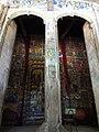 Muurschilderingen in een kerk aan het Tanameer in Ethiopië (6821425183).jpg