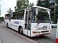 Nádraží Uhříněves Karosa C 934 Stenbus na lince 269.jpg