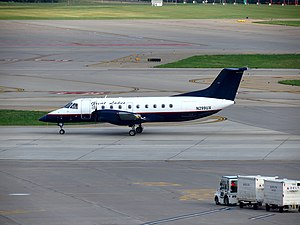 Great Lakes Airlines - Great Lakes EMB-120 at Minneapolis-St. Paul International Airport