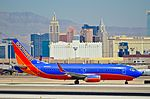 N602SW Southwest Airlines Boeing 737-3H4 (cn 27953-2713) (7385317764).jpg