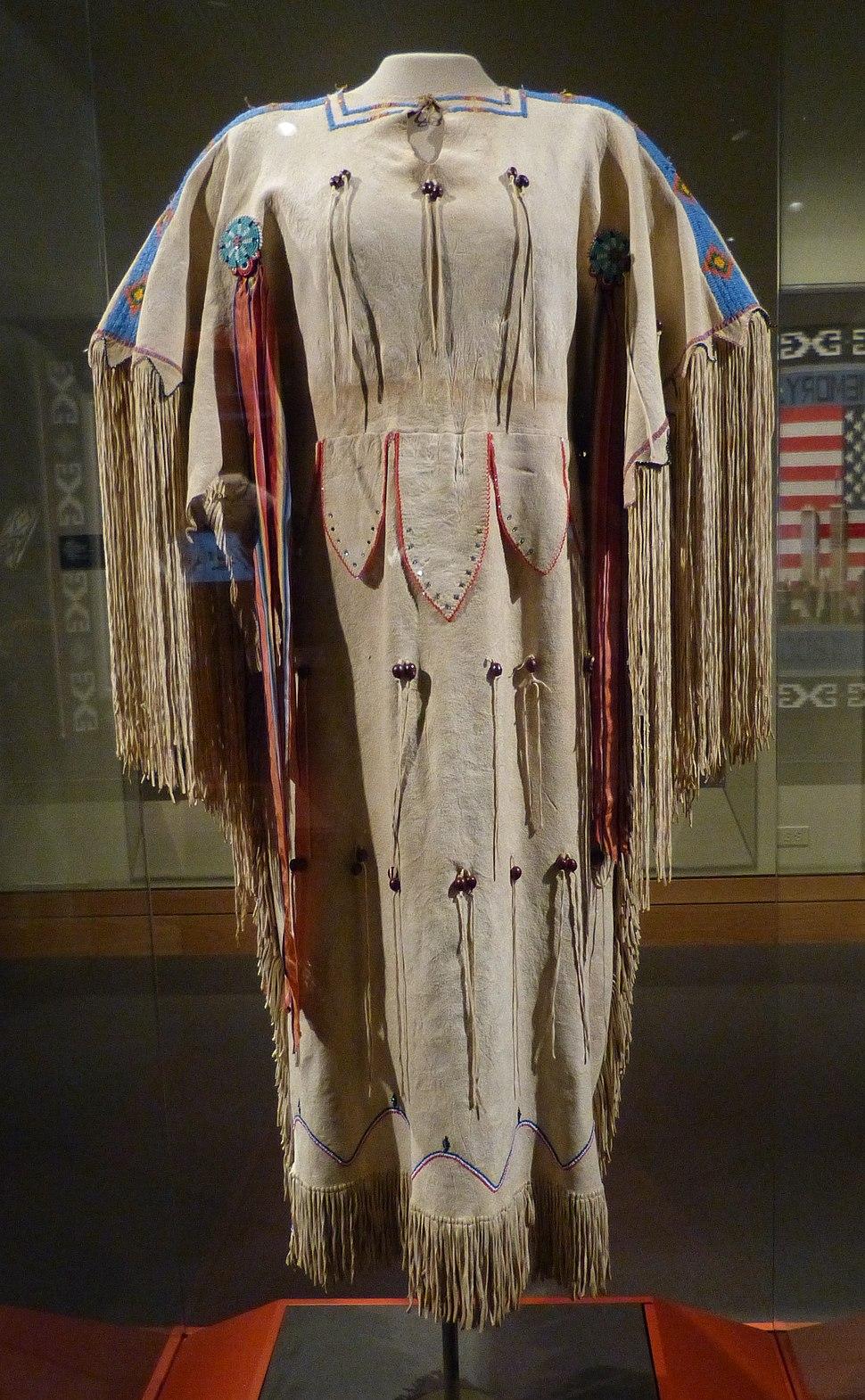 NCWHM - Arapaho Dress