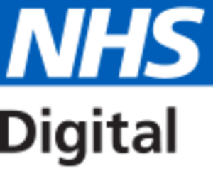 NHS Digital - Image: NHS Digital logo WEB LEFT 100x 855
