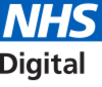NHS Digital - Image: NHS Digital logo WEB LEFT 100x 855