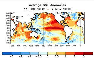 2014–16 El Niño event