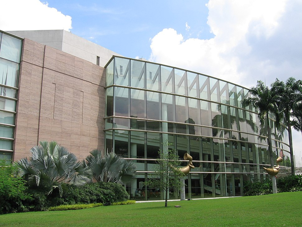 NUS, University Cultural Centre 3, Nov 06
