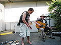 NW Folklife 2009 - Artis the Spoonman & Jim Page.jpg
