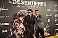 Nacho Ruipérez y Leonardo Sbaraglia en el photocall del preestreno de 'El Desentierro' ante los medios.jpg