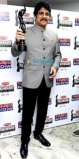 Nagarjuna 62nd Filmfare Awards South.jpg