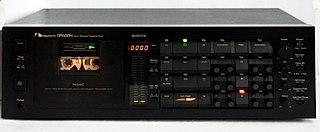 Nakamichi Dragon High end hifi cassette deck