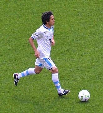 Kengo Nakamura - Nakamura with Kawasaki Frontale in 2016