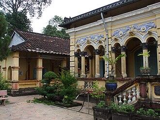 Cần Thơ - Nam Nhã pagoda