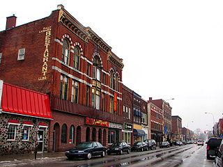 Greater Napanee Town in Ontario, Canada