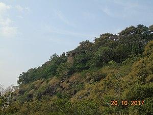 Narnala - Shows the fortification of Narnala