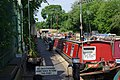 Narrowboats at Stourbridge - geograph.org.uk - 839567.jpg