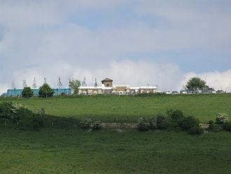 HM Prison Rochester - HM Prison Rochester, former Borstal Prison