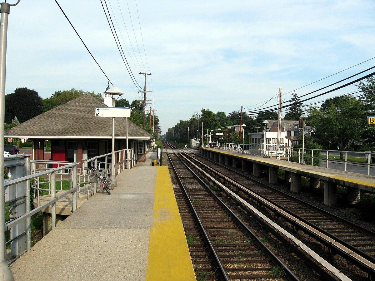 Dc To Long Island Train