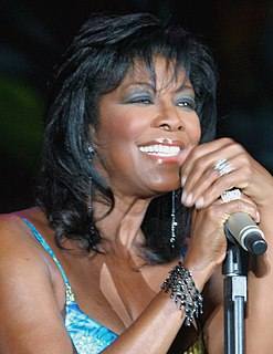 Natalie Cole American singer and songwriter