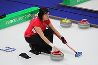 Natalie Nicholson at the 2010 Winter Olympics.jpg