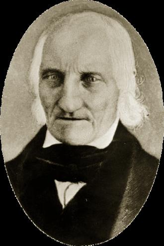 Nathan Cutler - Cutler circa 1850