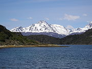 Hoste Island, Chile