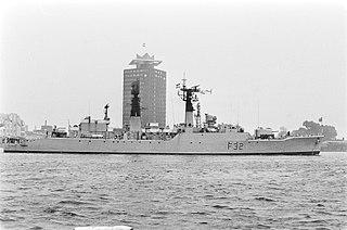 HMS <i>Salisbury</i> (F32)