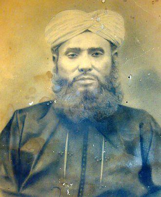 Abdul Ghani Saheb Saudagar - Nawab Mohammed Abdul Ghani Saheb of Kholapur