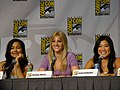 Naya Rivera, Heather Morris & Jenna Ushkowitz (4852420365).jpg