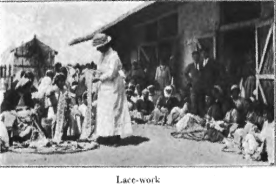 Near east relief the armenian refugees in Bitlis-1916 lace