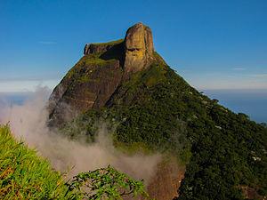 Pedra da Gávea - Image: Nebulosa Pedra da Gávea